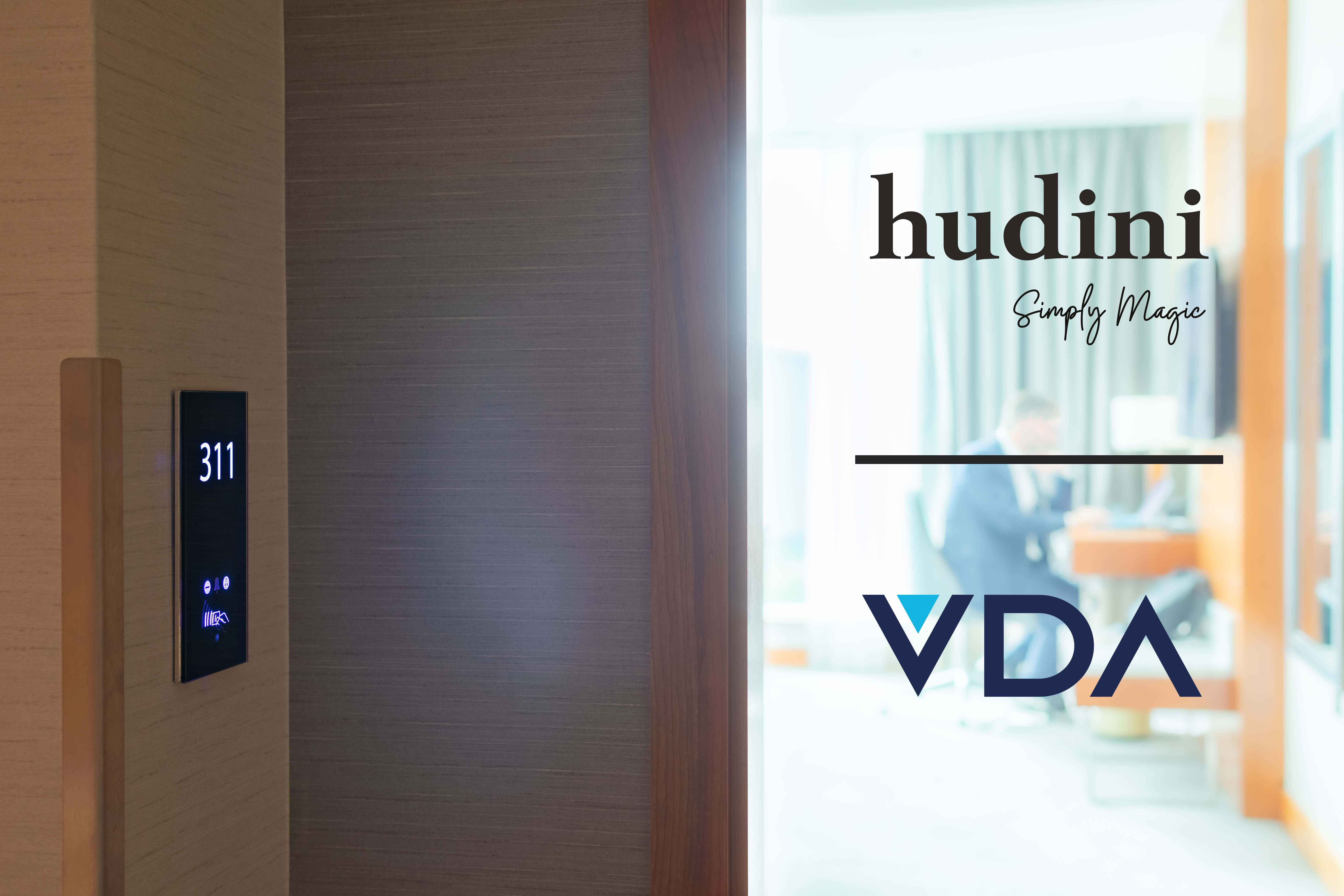 VDA Hudini integration - Smart Room - Room management System